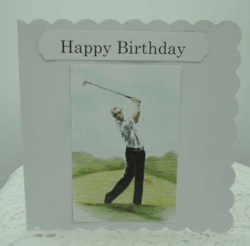Pack of birthday cards for men
