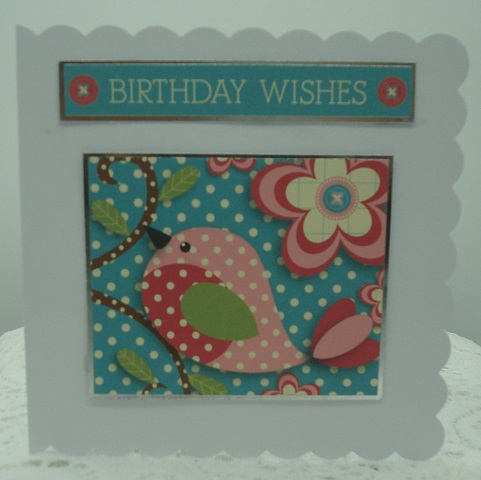 Pack of birthday cards for girls